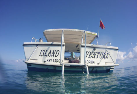 island adventures, key largo fl