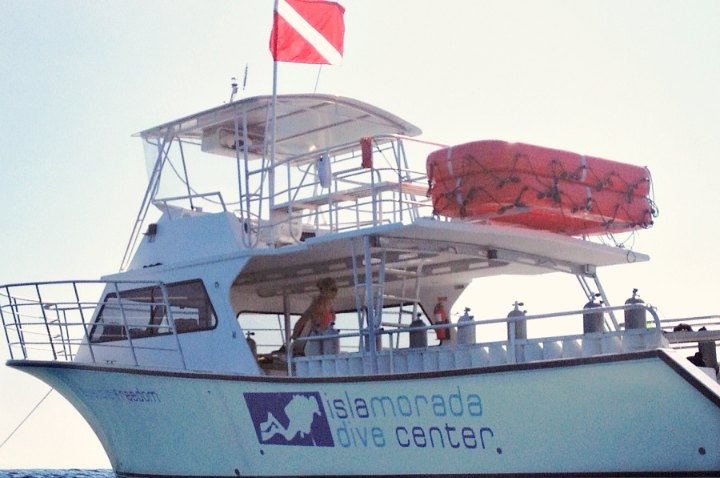 islamorada dive center florida keys